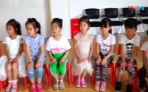 2017年郑州市幼儿园安全教育活动优质课《安全逃生》教学视频,高新区第一幼儿园