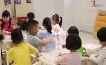 2017年郑州市幼儿园安全教育活动优质课《安全标志我知道》教学视频,索晓楠