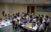 粤教版初中物理《研究液体的压强》教学视频,马鞍山市第八中学