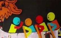 湘美课标版三年级下册《端午节》教学视频,部优获奖视频