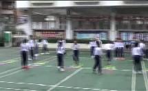 人教体育与健康课标版一至二年级《快速跑——步频与步幅》教学视频,获奖课视频