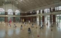 小学体育人教版五六年级《4.发展排球活动能力的练习与游戏》辽宁刘兴辰