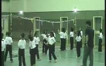 《单手持轻物掷远》优质课(一年级体育,叶箫颖)