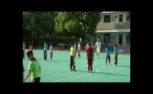《50米快速跑》优质课(五年级体育,上海市普陀区)