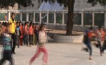 《30米快速跑》优质课(二年级体育,南宁市)