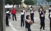 《篮球-进行间单手肩上投篮》优质课(人教版初一体育与健康,杨铁钢 )