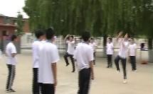 《篮球-进行间单手肩上投篮》优质课(人教版初一体育与健康,姜维 )