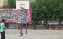 《篮球-进行间单手肩上投篮》优质课(人教版初一体育与健康,刘英利)
