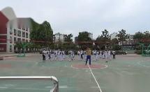 《篮球-进行间单手肩上投篮》优质课(人教版初一体育与健康,连云港市县级优课)
