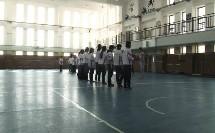 《篮球-进行间单手肩上投篮》优质课(人教版初一体育与健康,鄂尔多斯市县级优课 )
