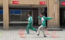 《障碍跑》优质课(初一体育与健康,方霞)