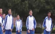 《原地侧身投掷实心球》优质课(初一体育与健康,郑达明)