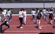 《原地侧身投掷实心球》优质课(初一体育与健康)