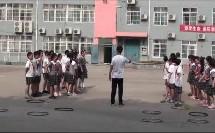 《立定跳远》科学版三年级体育,岳昭