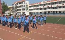 《快速跑:接力跑》优质课(科学版体育六年级,张国仓)
