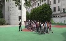 《起跑的各种姿势》五年级体育,苏州市县级优课