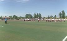《足球-脚背正面运球技术》人教版初一体育与健康,黄振科