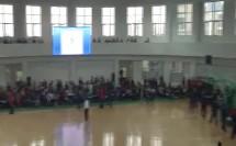 高中体育《篮球体前换手变向运球》【吴翔】(高中体育优质课研讨教学实录)
