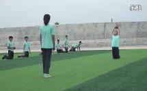 中学体育《原地投掷实心球》(初中体育优质课研讨教学实录)