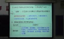 湘教版高中地理选修二海洋地理《海岸》(高中地理教师参赛获奖课例教学视频)
