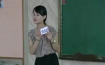 人教PEP版(部编)三起点五年级英语上册《Unit 5 There is a big be?(C)》(小学英语青年教师参赛获奖课例课堂教学实录)
