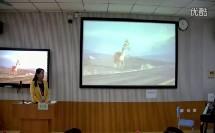 小学美术《过马路》说课视频+模拟上课视频,谭耿洁,2015全区教师教学技能大赛视频