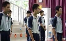 人教版初中体育与健康七年级《肩肘倒立——前滚成蹲立》获奖课教学视频