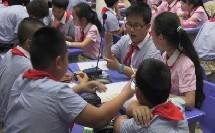 人教版五年级下册《情感 画面 语言》教学视频,二等奖,重庆第九届小学语文青年教师优质课竞赛(表达赛场)