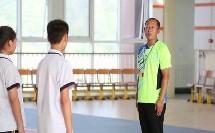 冀教版初中体育与健康七年级全一册《队列和队形》获奖课教学视频