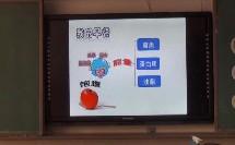 北京版初中化学九年级下册《第一节 食物中的营养物质》获奖课教学视频