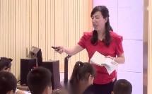 人教版三年级语文上册《灰雀》教学视频,鲍玲君