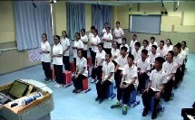 人音版初中音乐(五线谱)九年级上册《瑶族舞曲》获奖课教学视频
