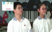 人音版初中音乐(简谱)八年级下册《A大调(鳟鱼)钢琴五重奏(第四乐章) 》获奖课教学视频