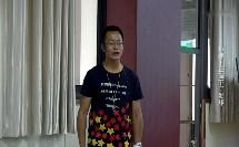 43五年级室内体育课《排球-正面下手发球》教学视频,中国教育学会与卫生分会十四城市中小学体育教学改革研讨会