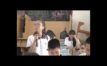 岳麓版高中历史必修三第二单元第7课《汉字与书法》课堂教学视频实录-黄素龙