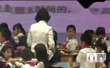 """《时分的认识》二下-小学数学""""同上一节课""""观摩交流活动教学视频-王旻娟"""