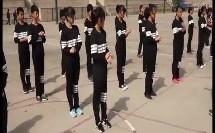 人教版七年级体育趣味耐久跑陈芳