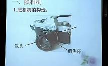 生活中的透镜【苏仙棉】(第二届全国名师赛初中初中物理优质课展示)