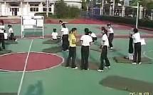 垫上运动——肩肘倒立(上海市初中体育教师说课与教学实录优质课视频)