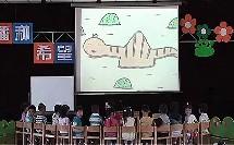 幼儿小班数学活动《好饿的小蛇》【卢世钦】1(幼儿园名师课堂教学示范课)