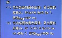 压强液体的压强(1)