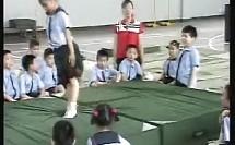 前滚翻成坐撑(上海市小学体育优质课视频大赛各区第一名获奖课例教学实录视频)