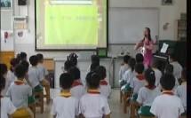 小学一年级音乐微课示范下册《草原就是我的家》讲授类环节教学片段