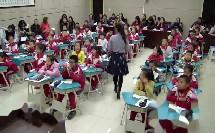 四年级《火烧云》优质课教学-航天小学校级语文研讨孙遥
