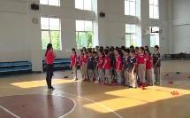 三年级体育《原地侧向投掷彩虹球》公开课视频-陈老师
