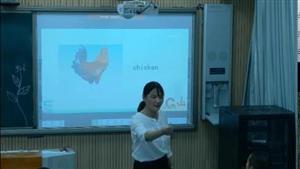 Lesson 10 Is It a Chicken_第一课时(二等奖)(冀教版一起点三年级下册)_T1337574