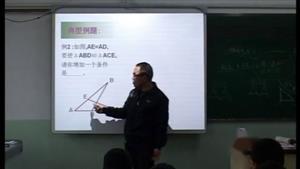 13.2 三角形全等的判定_第一课时(市一等奖)(华东师大版八年级上册)_T151710