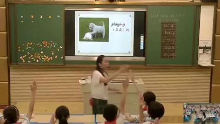 PEP五年级下册 Unit 5 Whose dog is it Part B Let's learn let's play 湖北省优课