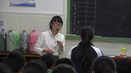红烛杯初中道德与法治教师教学技能竞赛课《亲情之家 让家更美好》杨-云南