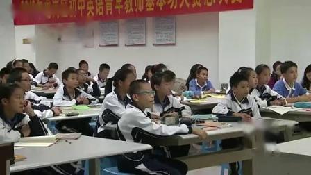 初中七年级英语Unit 5 Visiting the moon 教学课例(深圳市名师教学优质课例)